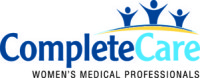 CompleteCare-Women's Medical Logo CMYK